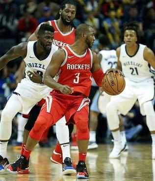 Lider Rockets doludizgin ilerliyor!