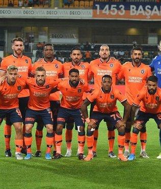 Medipol Başakşehir'de Galatasaray maçı hazırlıkları sürüyor