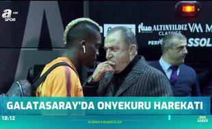 Galatasaray'da Onyekuru harekatı!