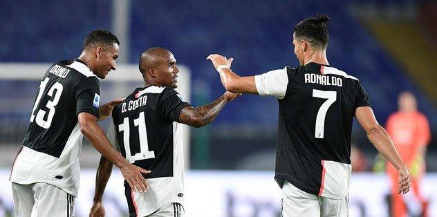 Genoa 1-3 Juventus | MAÇ SONUCU
