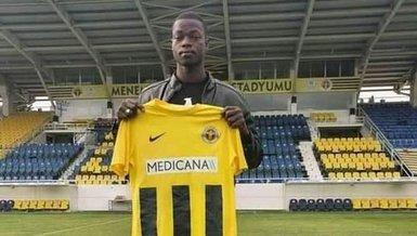 Son dakika spor haberi: Menemenspor'da Traore ve Mohamed gitti