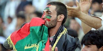 Afghanistan celebrates U15 title in football