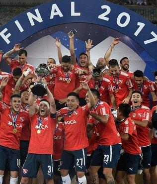 Şampiyon Independiente