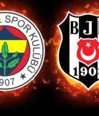 Beşiktaş ve Fenerbahçe'den dev proje! Dolu tribünlere karşı oynayacaklar