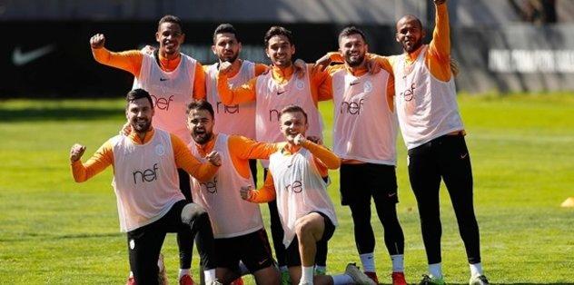 Galatasaray'da Nagatomo kuvvet çalışması yaptı