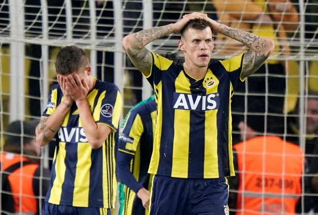 VARsız ligde Fenerbahçe sonuncu!
