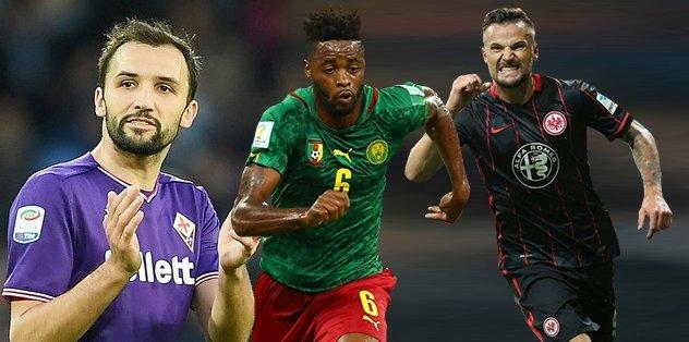 Galatasaray'ın transfer listesi kabarık!