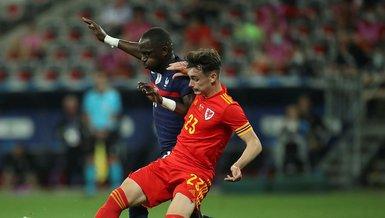 Son dakika spor haberi: A Milli Futbol Takımı'mızın EURO 2020'deki rakibi Galler Fransa'ya farklı yenildi!