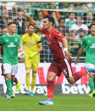 Fortuna Düsseldorf Kaan ve Kenan'la güldü