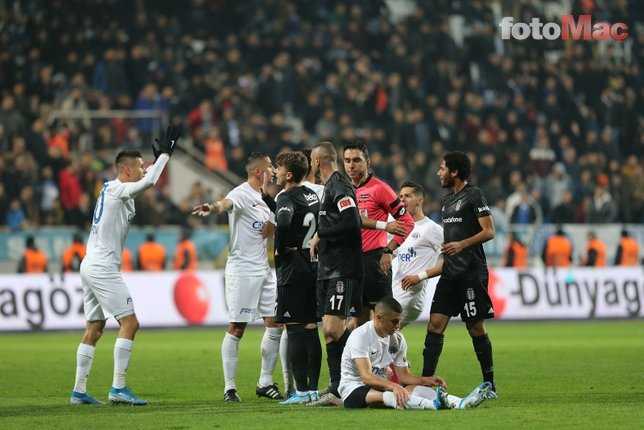 Beşiktaş taraftarından Adem Ljajic'e büyük tepki!