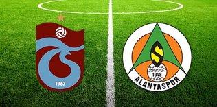 Trabzonspor - Alanyaspor maçı ne zaman, saat kaçta? Muhtemel 11'ler...