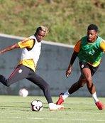 Yeni transfer Onyekuru Terim'i mest etti