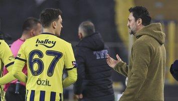 Erol Bulut'tan Trabzonspor derbisinde iki isme kesik!