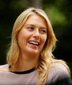 Maria Sharapova'ya 40 saatte rekor mesaj!