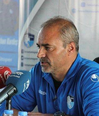 Erkan Sözeri: Haftayı 3 puanla kapatmak niyetindeyiz