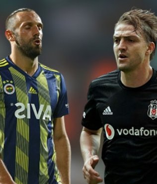 Fenerbahçe'den çok sert Muriç çıkışı! Caner Erkin...