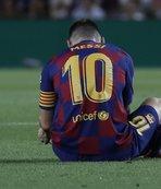 Barcelona'da Lionel Messi şoku!