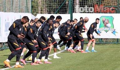 Son dakika spor haberleri: Alanyaspor-Galatasaray maçına saatler kala Fatih Terim'den flaş değişiklik!