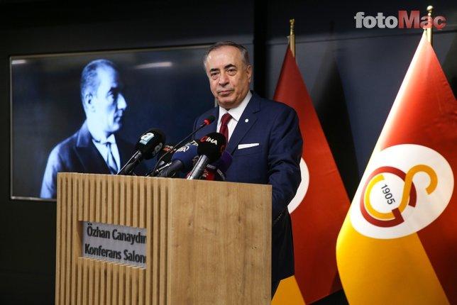 Mustafa Cengiz'den flaş Falcao açıklaması! Taraftarın...