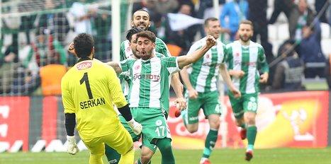 Konya'da nefes kesen maç! Son sözü Orkan söyledi...