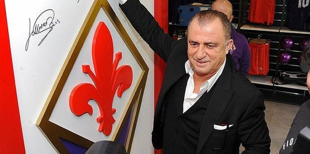 Fiorentina'dan Fatih Terim mesajı: Forza İmparator!