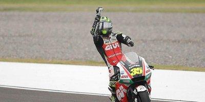 MotoGP Arjantin'de birinci Crutchlow