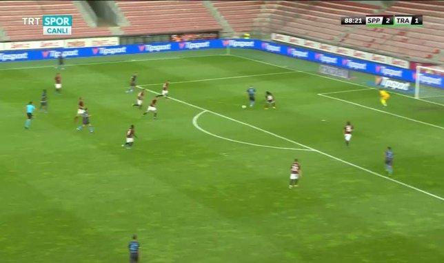 Alexander Sörloth'tan enfes gol
