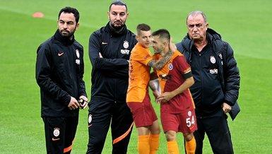 Trabzonspor - Galatasaray maçında Necati Ateş Fatih Terim'e ne dedi? Gol sonrası o sözler...