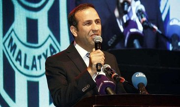 """Yeni Malatyaspor Başkanı Adil Gevrek: """"Bu başarı Malatya'nın başarısıdır"""""""