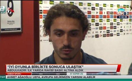 Trabzonspor'un gençleri A Spor'da