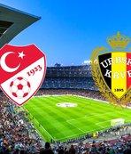 Türk ve Belçika takımları 33. kez karşı karşıya gelecek