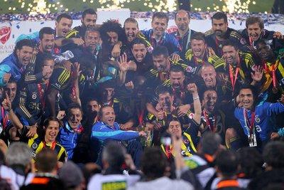 Fenerbahçe - Bursaspor (Türkiye Kupası final)