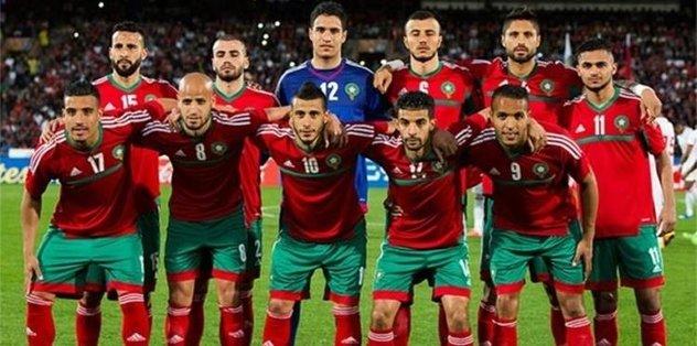 Fas'ın 2018 FIFA Dünya Kupası kadrosunda Süper Lig'den 4 yıldız