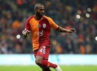 Galatasaray'da Marcao tepkileri