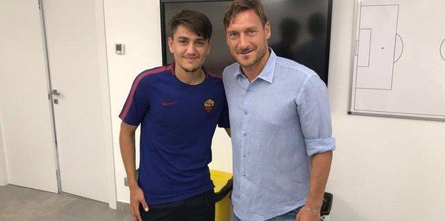 Totti bana inanıyor