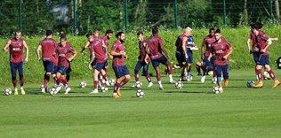 Cagliari ve PAOK ile maç