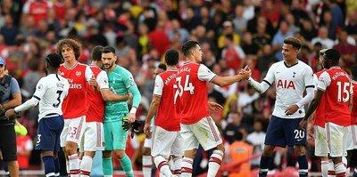 Arsenal 2-2 Tottenham   MAÇ SONUCU