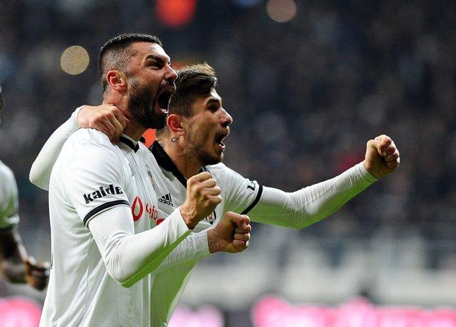 Burak Yılmaz'dan Beşiktaş Fenerbahçe derbisi öncesi iddialı sözler!