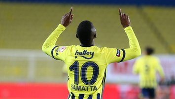Samatta'dan şaşırtan Fenerbahçe sözleri!
