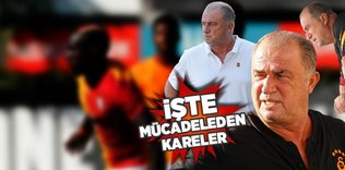iste galatasaray umraniyespor macindan kareler 1598889503415 - Yusuf Günay'dan transfer açıklaması! Fenerbahçe'ye flaş gönderme