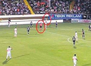 IFAB'dan Alanyaspor-Fenerbahçe maçı yorumu: Tekrar ettirilmeli!