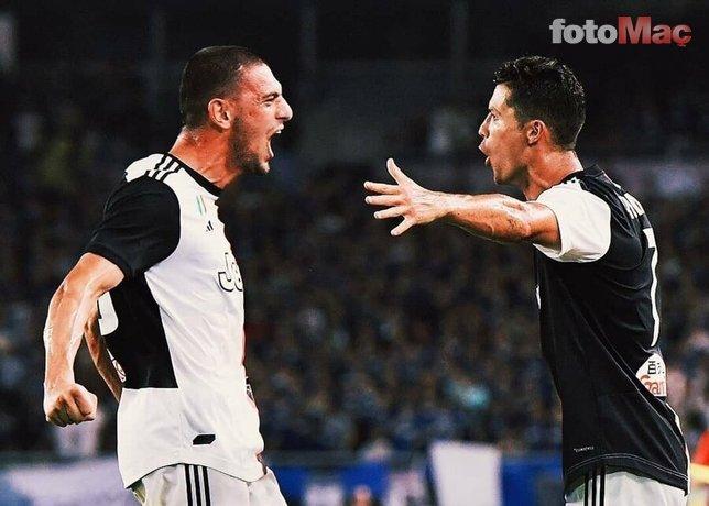 Bu transfer çok konuşulur! Milli takımın yıldızı Juventus'a...