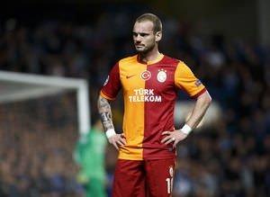 Sneijder'e tepki yağıyor