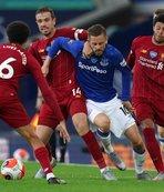 Everton - Liverpool derbisi izlenme rekoru kırdı!
