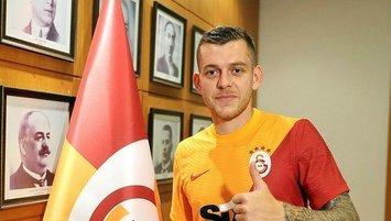 G.Saray'ın yeni transferi Cicaldau tarihe geçti!