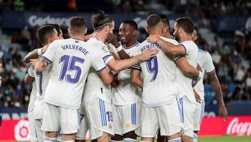 Valencia Real Madrid maçı zaman?