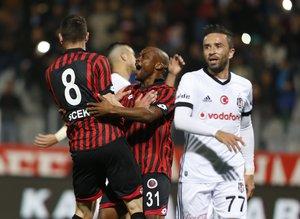 Gençlerbirliği - Beşiktaş maçı yazar yorumları