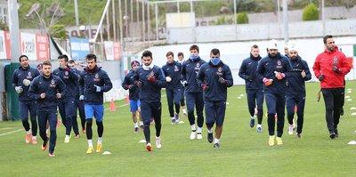 Trabzonspor, Ersun Yanal yönetiminde hazırlıklarını sürdürdü