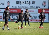 Beşiktaş'ta Bursaspor mesaisi başladı