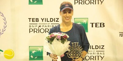 TEB Ankara Cup'ı Jorovic kazandı